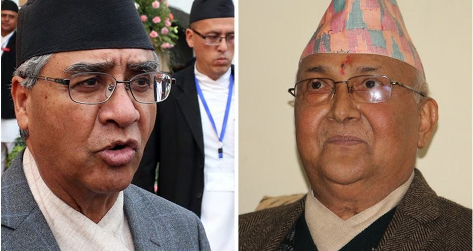 sher-bahadur-Dauba-and-Kp-oli